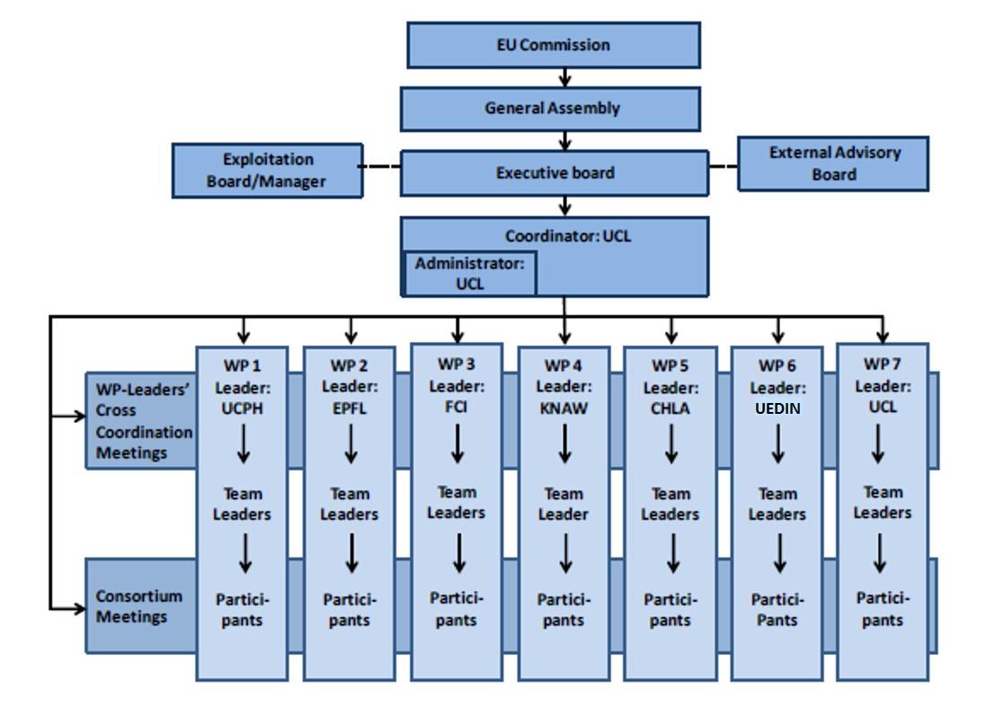 diagram consortium wiring diagram tutorial  management structure \\u2013 intensdiagram consortium 15